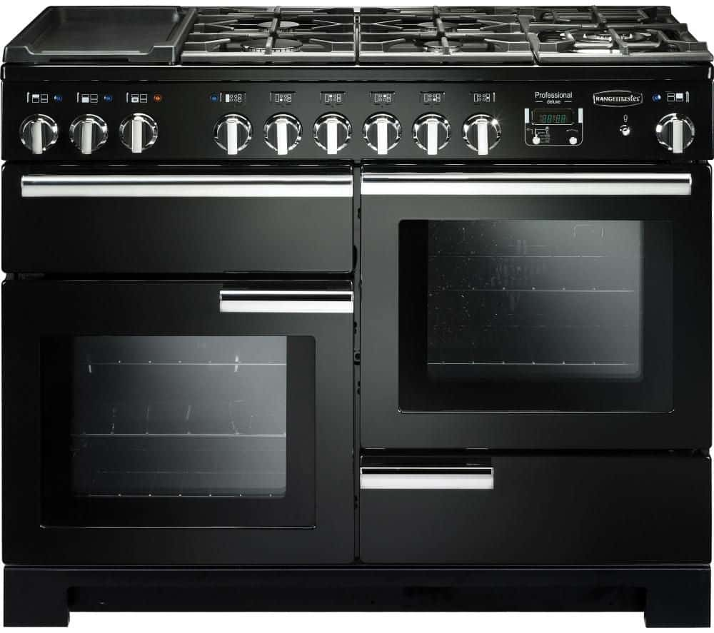 the 5 best dual fuel cookers 2018 the complete guide. Black Bedroom Furniture Sets. Home Design Ideas